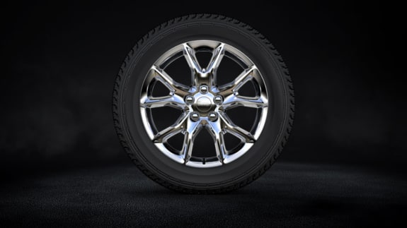 Jeep Grand Cherokee Tyre
