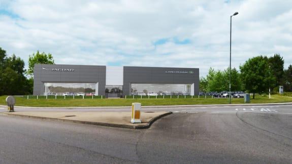 marshall motor group announces jaguar land rover newbury. Black Bedroom Furniture Sets. Home Design Ideas