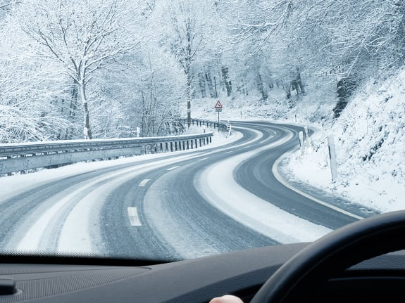 Cawdor offers winter driving tips