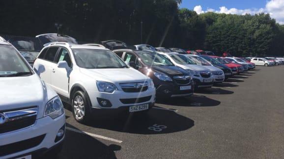 Roadside Garages Ltd New Used Cars Dealer In Coleraine Ni