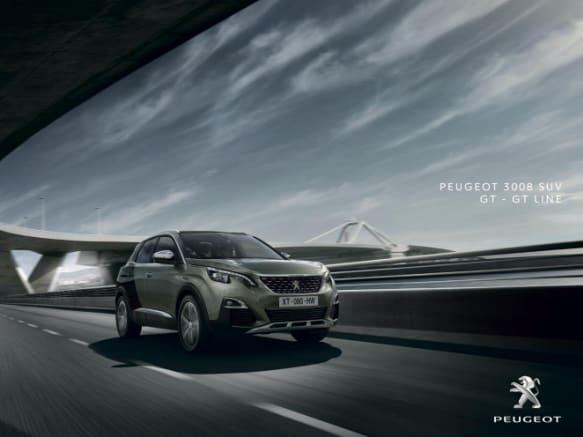 Brochure Peugeot 3008 SUV GT & GT LIne