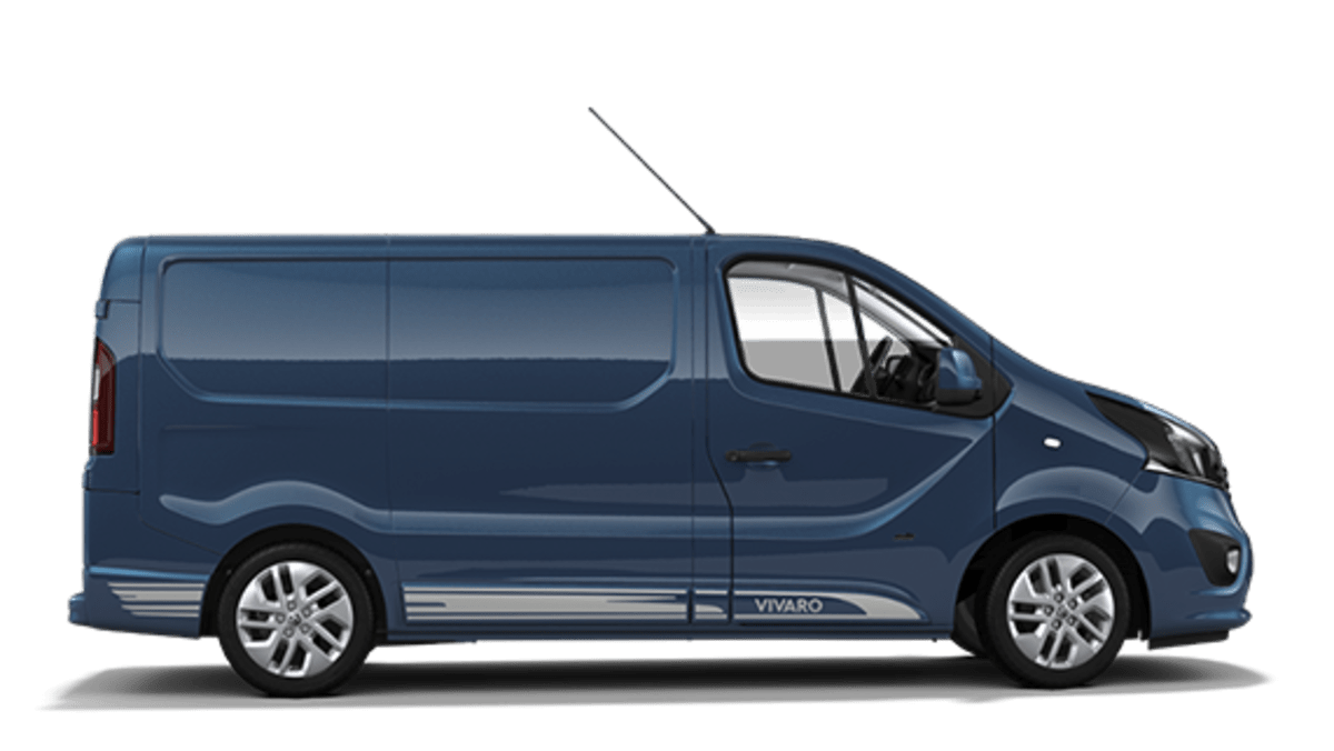 a057252fbc New Vauxhall Van Offers