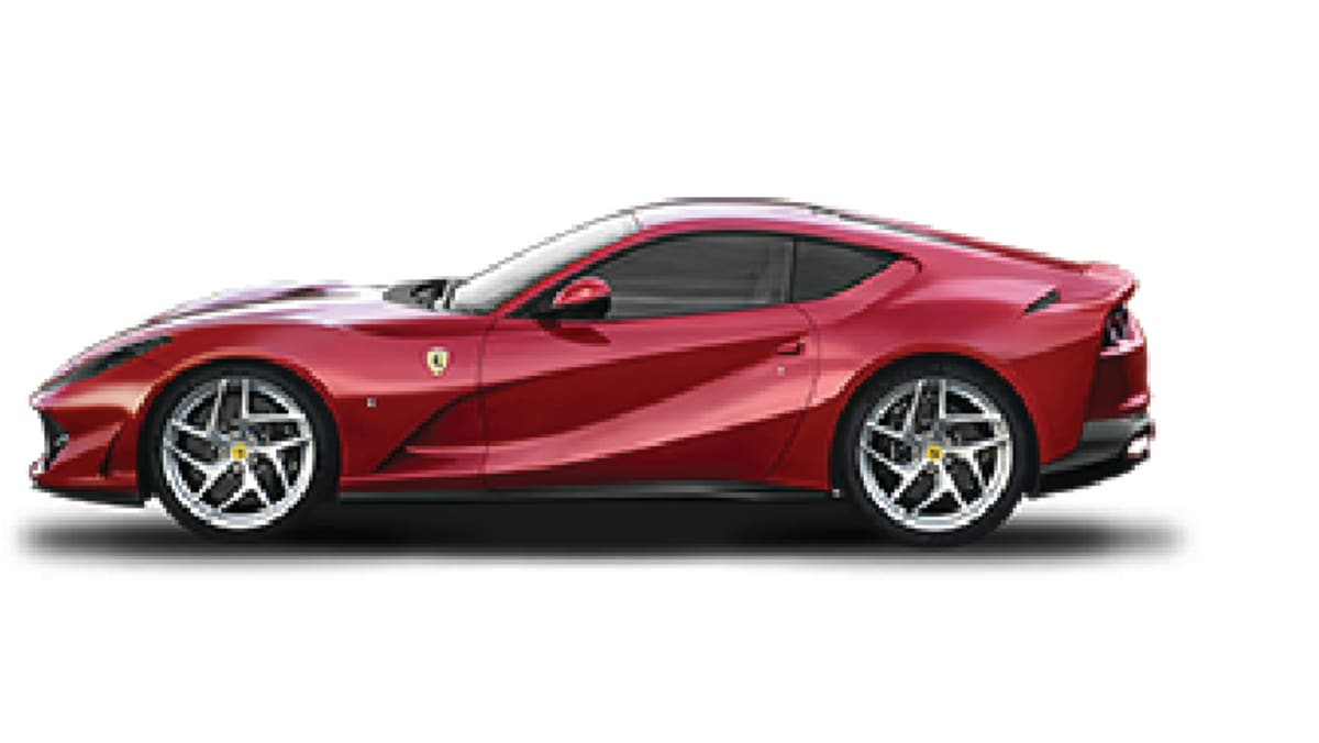 New Ferrari Vehicles Al Zayani Ferrari