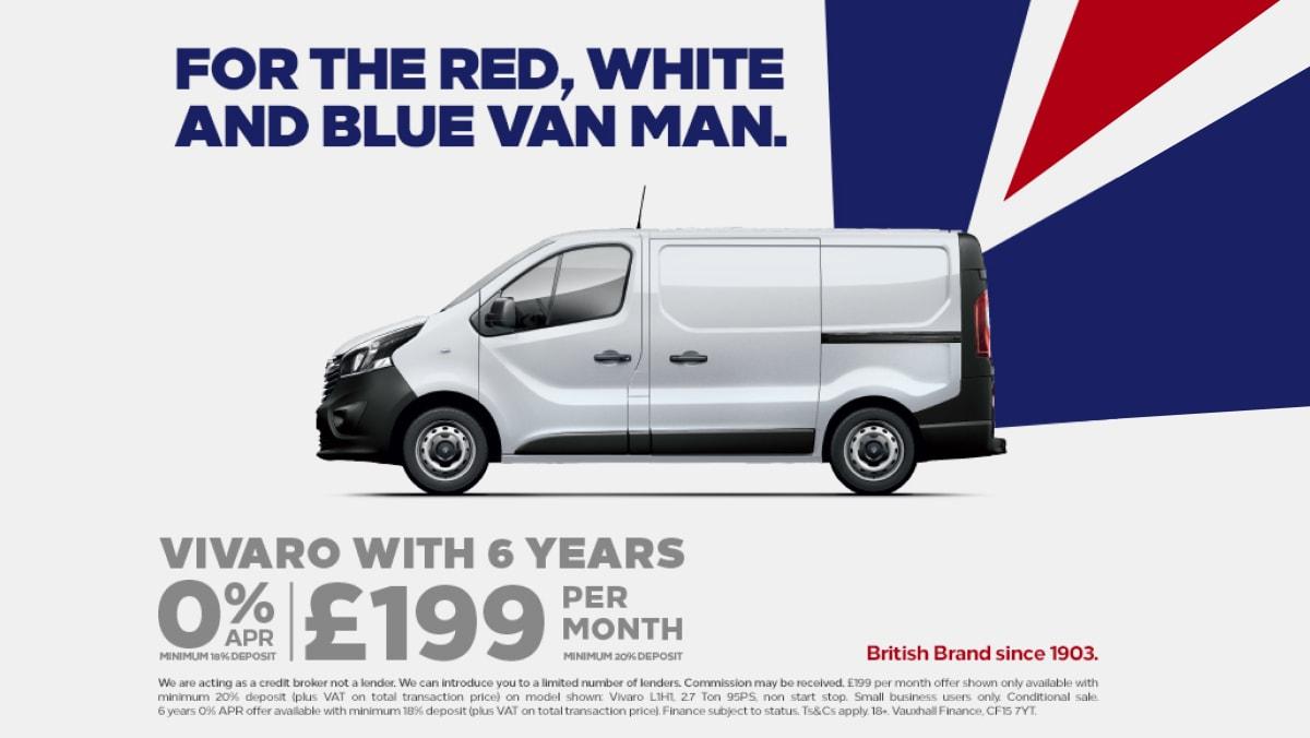 555fbf995d New Vauxhall Van Deals