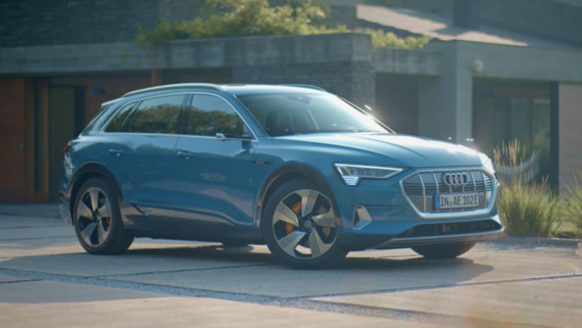 New Audi E Tron Range Latest Audi Electric Car Range Swansway Audi