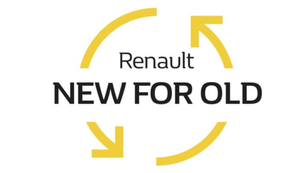 RENAULT NEW FOR OLD SCHEME