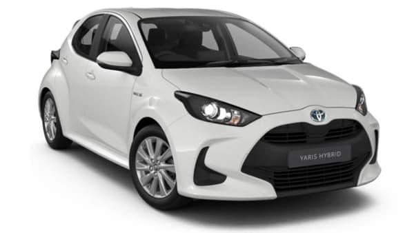 New Yaris Hybrid Icon | RRG Exclusive
