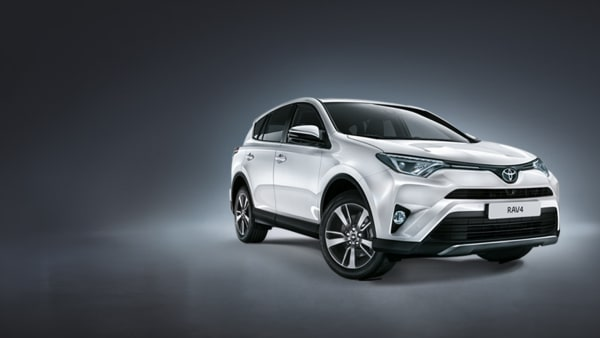 RAV4 Business Edition Scrappage Offer