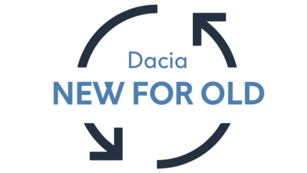 DACIA NEW FOR OLD SCHEME