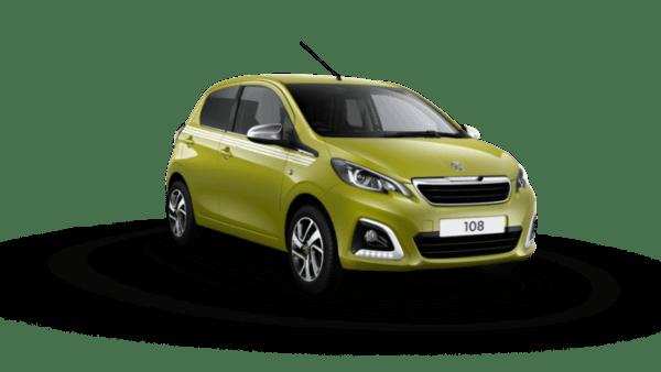 Peugeot 108 Collection 1.0L 72 5dr