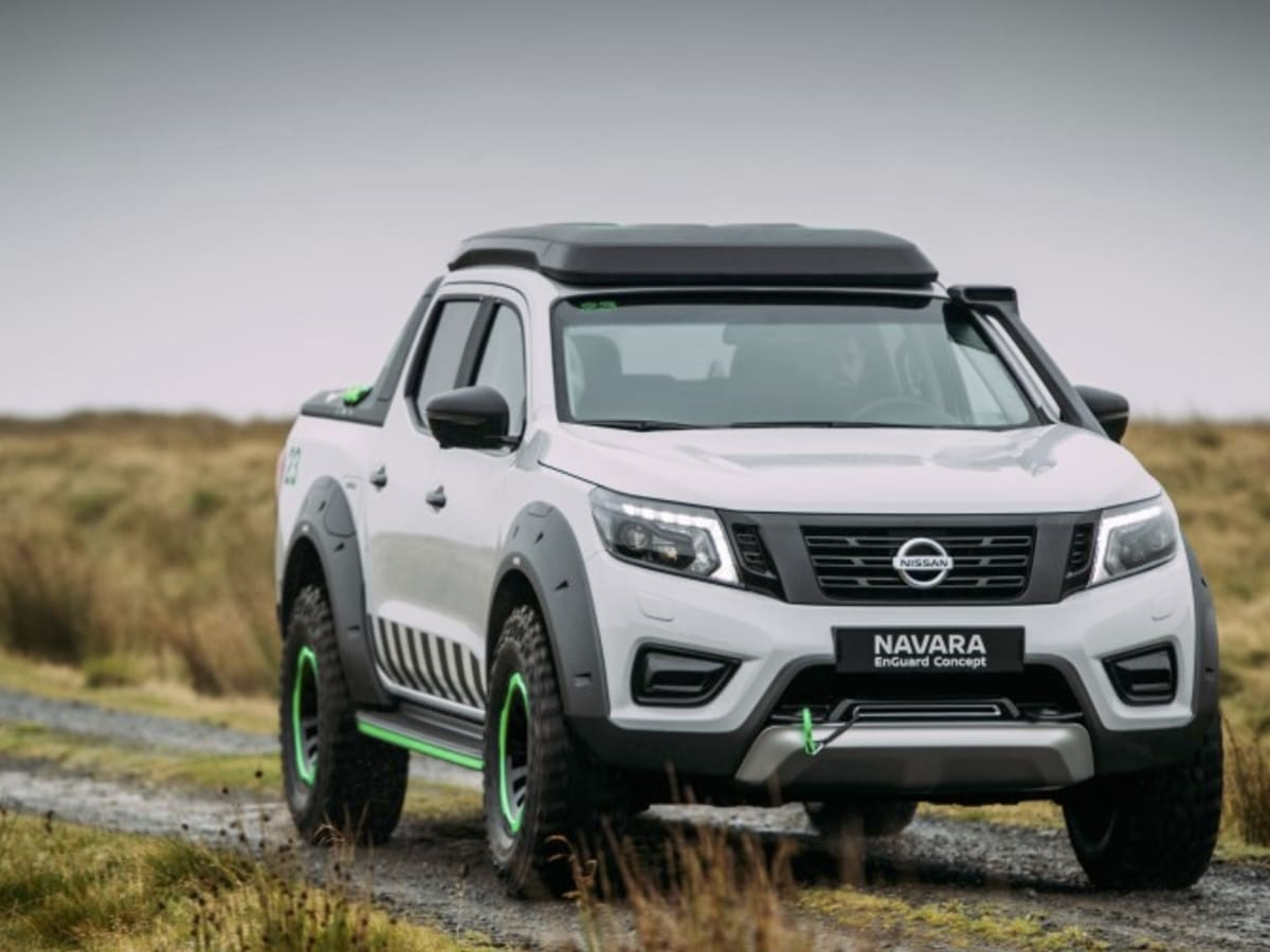 The New Nissan Navara N Guard Now On Sale