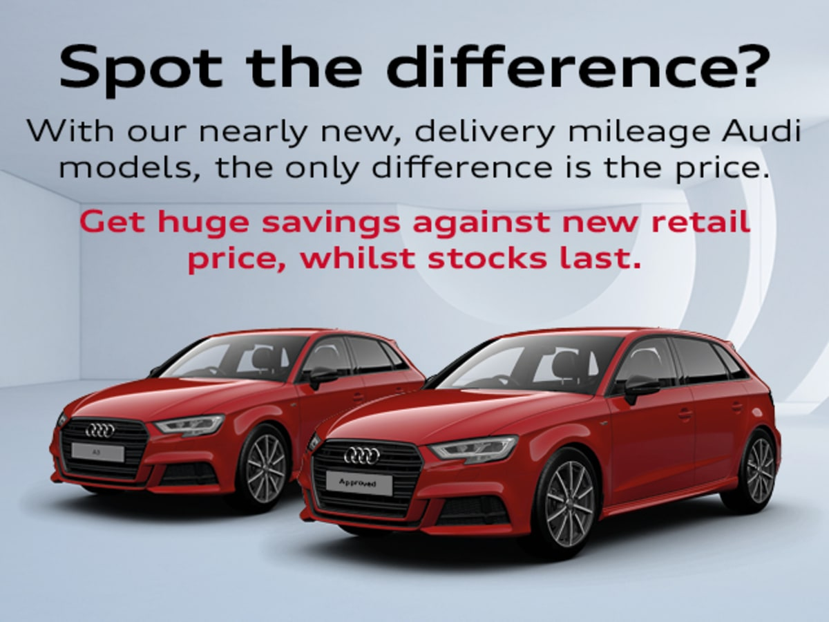 Audi Offers New Used Servicing Parts Audi Deals Swansway Audi