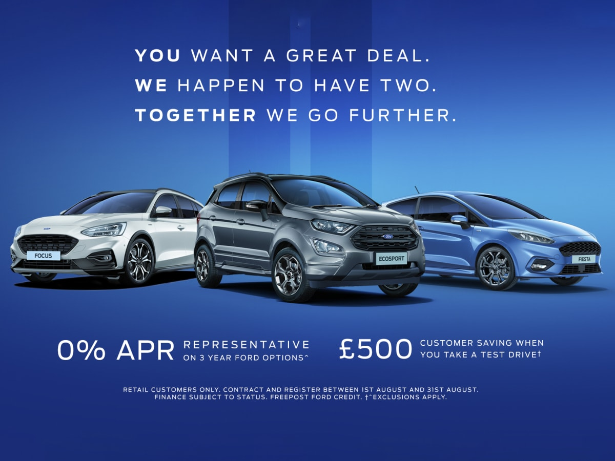 New Ford Offers Cardiff Swansea South Wales Bridgend Ford