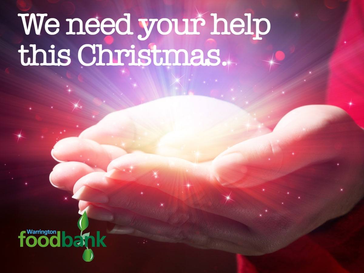 Supporting Warrington Foodbank This Christmas Bentleys