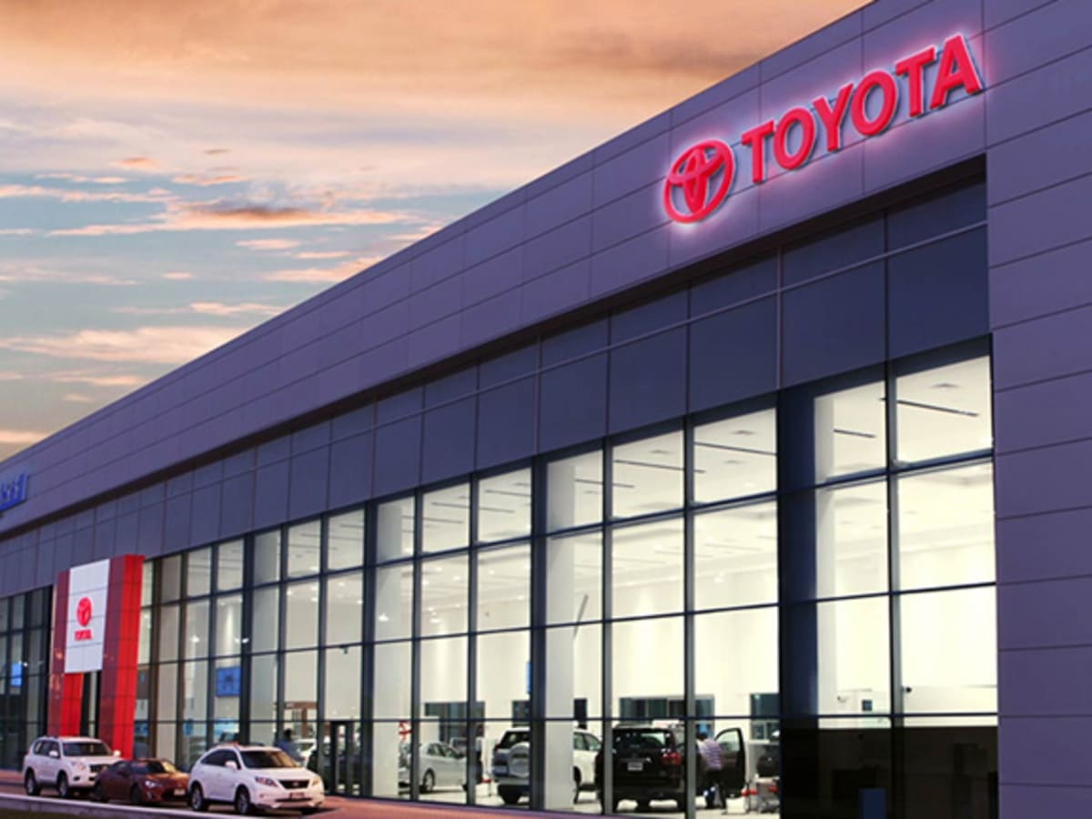 About Toyota Cars in The United Arab Emirates | Toyota