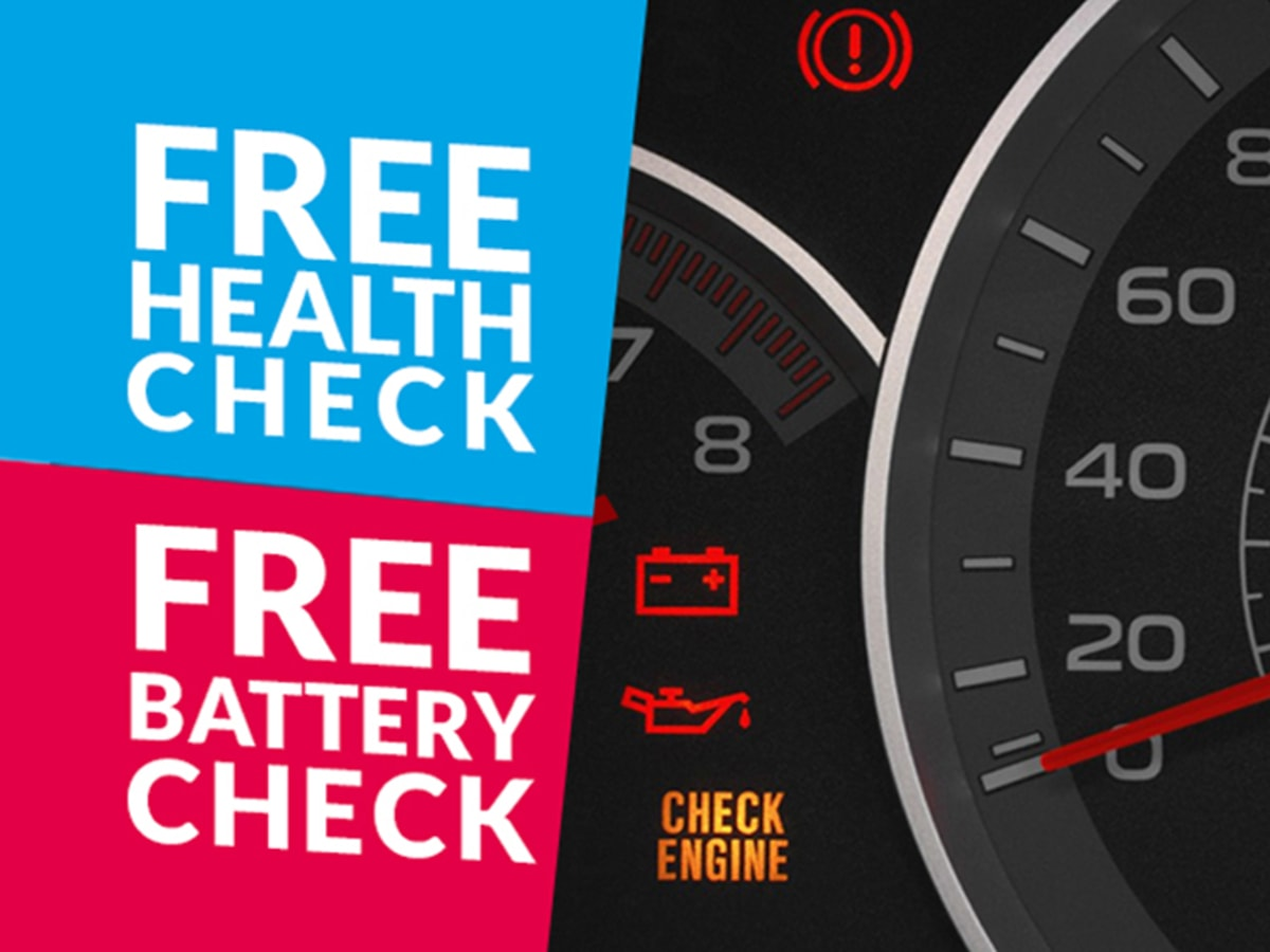 Vehicle Health Check Allen Motor Group Ford Transit Centre