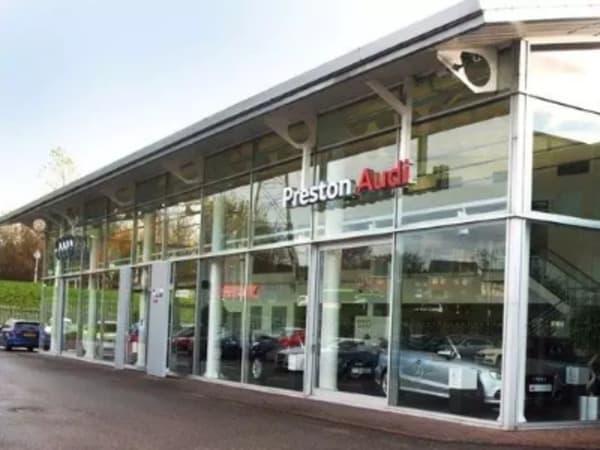 Official Preston Audi Swansway Group - Audi car dealership