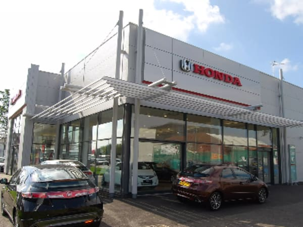 Swansway Honda Stockport