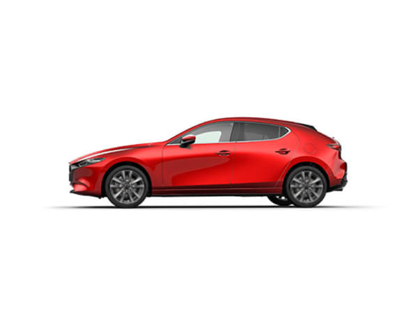 MAZDA 3 berle & 5 portes version hybride rechargeable