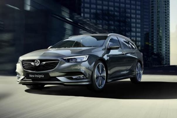 New Insignia Sports Tourer