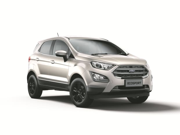New Ford Ecosport Zetec Front Exterior