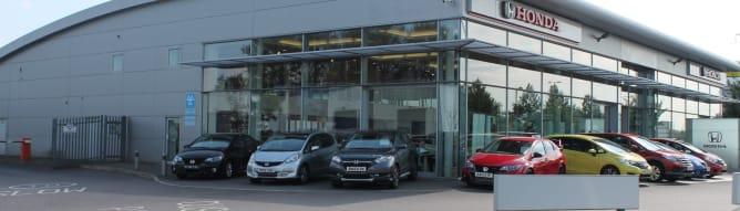 Honda Dealership in Reading | Official Dealers