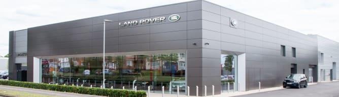 Land Rover Dealership in Birmingham | Official Dealers