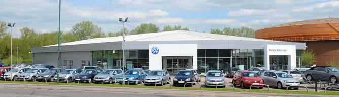 Approved Volkswagen Dealership in Harlow | Official Dealers