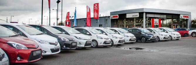 Toyota Dealership in Gilesgate Moor | Official Dealers