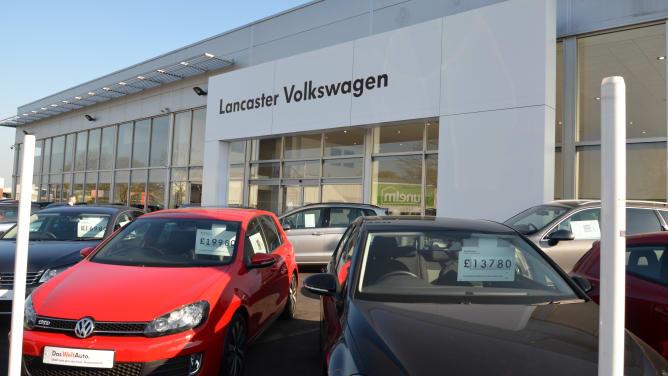 Approved Volkswagen Dealership in St Albans | Official Dealers