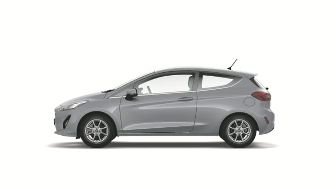 Ford Fiesta Zetec   Ti Vct Dr Offer From M Ford M Motors Ltd Ford