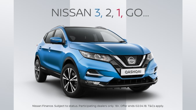 Nissan 0% Finance Offers | Nissan Cars for Sale in Aberdeen