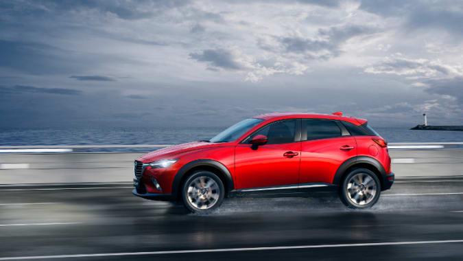 Mazda CX-3 0% APR PCP   Norton Way Mazda