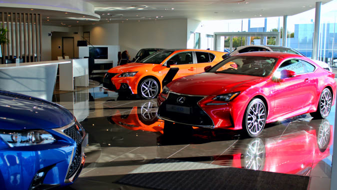Lexus Of Birmingham >> Lexus Experience Omotenashi Event Birmingham Leeds Preston