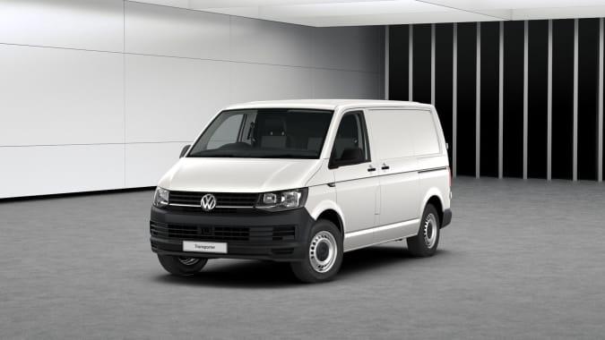 83badfa344 Volkswagen Transporter T26 Swb Diesel 2.0 TDI BMT 84 Startline Van