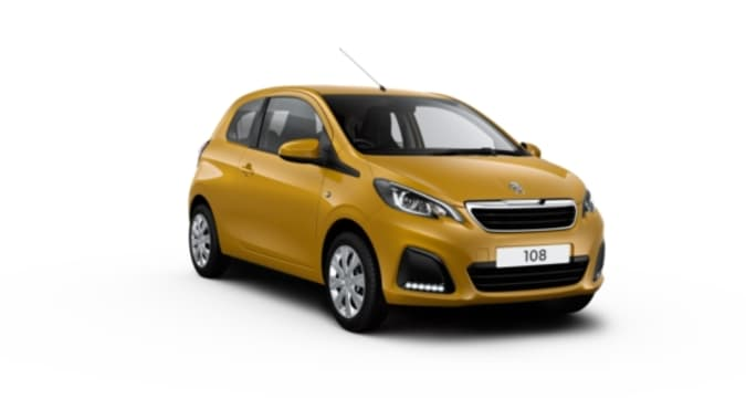 New Peugeot 108 Offers | Gloucestershire | Warners Peugeot