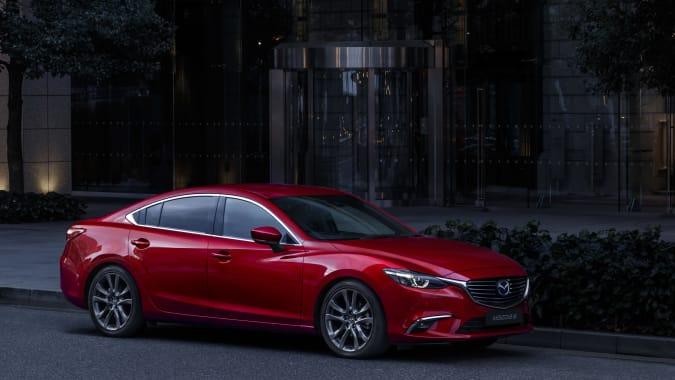 Mazda6 Saloon 0% APR PCP   Norton Way Mazda