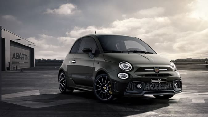 New Abarth Car Offers | Knutsford | Mangoletsi Abarth