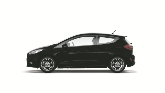 All-New Ford Fiesta ST Line 100PS 3 Door Offer From M53 Ford | M53