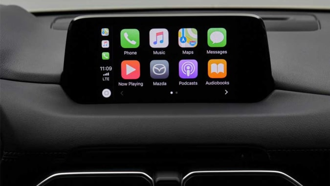 Mazda Mzd Connect Apps >> Apple Carplay Android Auto Upgrade Your Mazda Now For Only 299