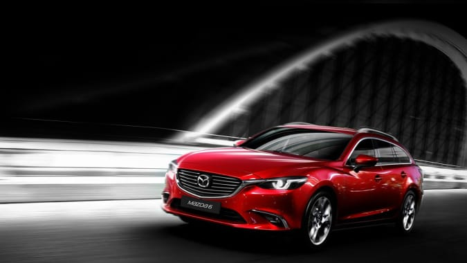 Mazda6 Tourer on 0% APR PCP   Norton Way Mazda
