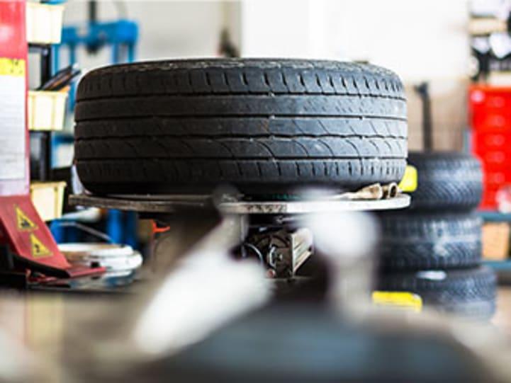 Fiat Tyre