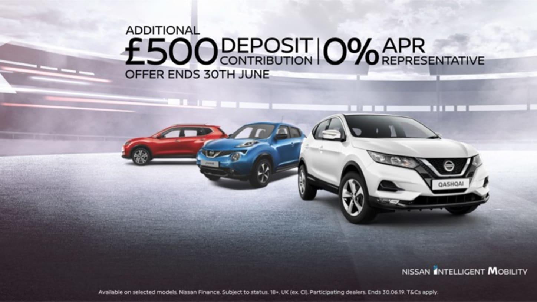 Nissan Dealer | Haverfordwest, Pembrokeshire, Wales | PMS Nissan