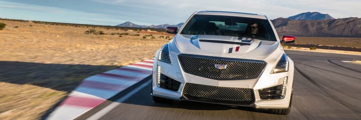 Aljomaih Automotive Company Announces The Arrival Of Cadillac Cts V