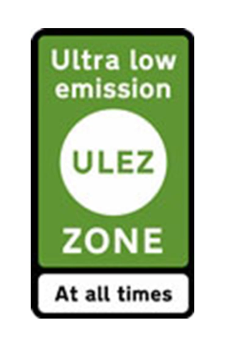 Ultra Low Emission Zones