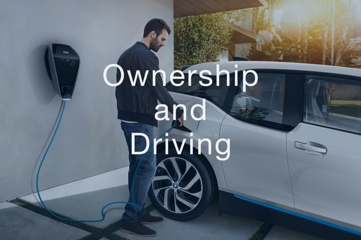 owning and driving an electric car