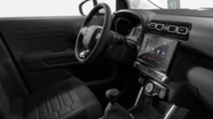 C3 Aircross Hype Minstral Interior