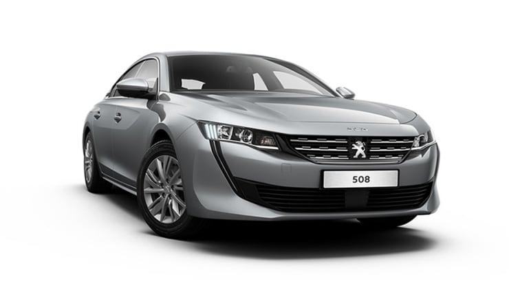 Peugeot 508 grijs te koop bij Visser Automotive Nijkerk