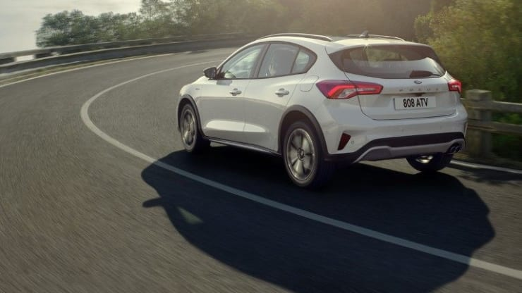 All-New Focus Active