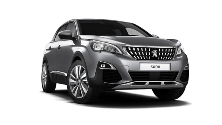 Peugeot 3008 grijs te koop bij Visser Automotive Nijkerk